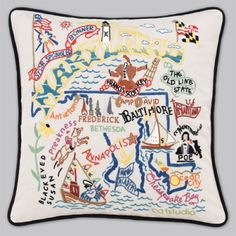 The next pillow I need to buy. Thanks @Hillary Stifler for starting my obsession.