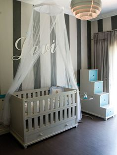Project Nursery - Dots and Stripes 6