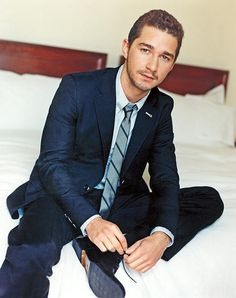 Shia LaBeouf..I just love that you were in Indiana Jones and Transformers..awesome