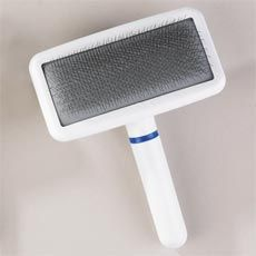 """Millers Forge Designer Series Soft Slicker Pet Grooming Brush 