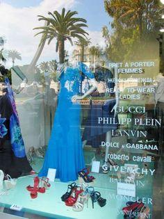 DYRT OG DEILIG: De mest eksklusive designerne holder til i Avenue de Verdun og Rue Paradis.