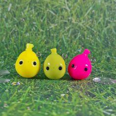 #kawaii #charms #polymer #clay #water #baloons
