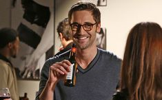'The Blacklist': Who is the real Tom Keen? Ryan Eggold talks music, spy secrets, and those glasses | EW.com