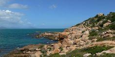 Rocky coastal headland - Photo guide to Australian geckos