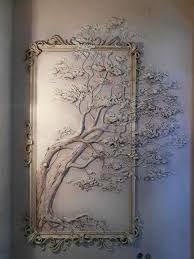 Faire ce principe pour la chambre à Anya Lofty plaster wall art best interior sculptures mstor info perfect ideas images on incredible decoration uk is one of images from plaster wall art. Find more plaster wall art images like this one in this gallery 3 Plaster Art, Plaster Walls, Plaster Crafts, Palette Design, Paperclay, Wall Sculptures, Sculpture Painting, Tree Sculpture, Cool Walls