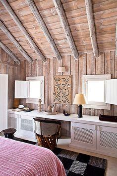 board and batten walls (L'Officiel : Jacques Grange à Comporta - Young-Ah Kim, photographer)