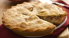 Bananas Foster Pie ~ Make Classic Bananas Foster in Pie Form with This Sweet 2009 State Fair Winning Recipe!