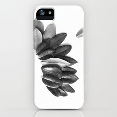 WING B&W iPhone & iPod Case by Miles of Light - $35.00