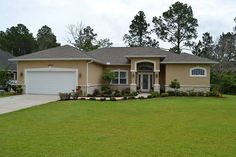 5809 Moors Oaks Drive #Milton, #FL 32583  2011 Custom built, meticulously maintained, 4 bedroom, 3 bath awaits your family. Perfectly laid out for busy family life or entertaining. #Florida #RealEstate