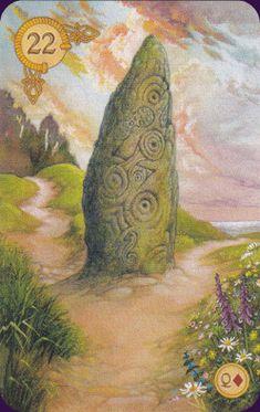 22 Crossroads - Celtic-Lenormand