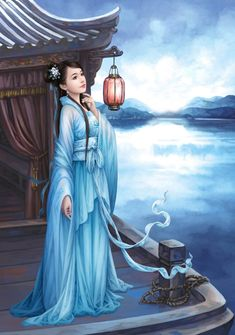 Art Asiatique, Fashion Artwork, Art Japonais, Chinese Architecture, China Art, Korean Art, Ancient China, Japan Art, Chinese Painting