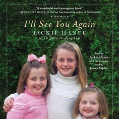 I'll See You Again By Jackie Hance. $17.95 I remember when this happened and being, all at once, shocked, heartbroken for the parents and grateful it wasn't my loss. My children were safe. I cannot fathom the pain of the family involved. Nor how to forgive the SIL driving under the influence when the crash occurred that took all the children from their parents. Definitely reading this!