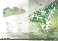 landscape architecture, project, landscape plan, detal, sensory garden