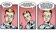 Edward Snowden gets his own graphic biography