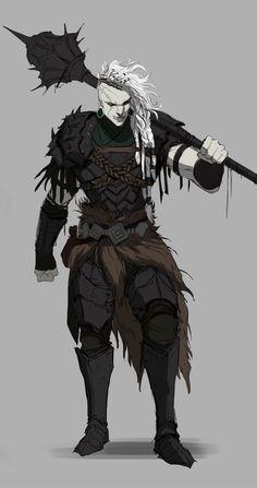 Home / Twitter Dark Fantasy, Fantasy Male, Fantasy Warrior, Fantasy Rpg, Medieval Fantasy, Fantasy Artwork, Fantasy Character Design, Character Design Inspiration, Character Concept