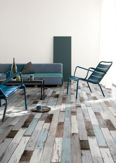 Vinyl - Primetex Fisherman Ocean. Want this for kitchen, bathroom, laundry