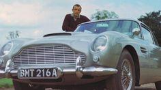 Los coches de James Bond!