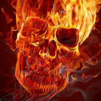 How to Create a Hellacious Flaming Skull in Photoshop | Psdtuts
