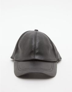 First Base / Leather Cap