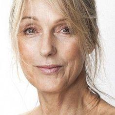 Mature Woman Face 102