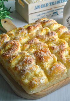 Old School Butter & Sugar Pull Apart Bread 牛油砂糖面包 - Eat What Tonight Bread Machine Cinnamon Rolls, Best Bread Machine, Bread Machine Recipes, Bread Rolls, Bread Recipes, Baking Recipes, Bread Bun, Bread Cake, Sugar Bread