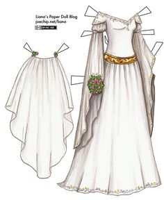 white-medieval-wedding-gown-with-long-sleeves-and-gold-and-silver-embroidery-tabbed