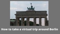 Go Drive, Foreign Language Teaching, Click And Go, Walking Tour, Berlin, Scenery, Told You So, Take That, Tours