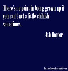 Doctor Who Quotes