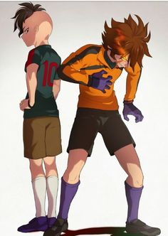 Inazuma Eleven Go, Epic Art, Best Series, Anime Characters, Fictional Characters, Manga, Cute, Ships, Drawings