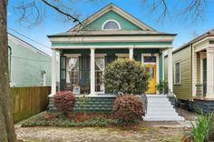 Sunny New Orleans House - Unique Homes and Real Estate - Good Housekeeping