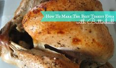 how to cook a butterball chicken