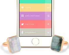 Safelet, Ringly, CliMate Wearables for iOS Devices - iPhoneNess