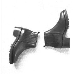 Jeffrey Campbell Shoes - Jeffrey Campbell Black Chelsea Boots