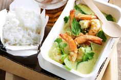 Next time you're craving takeaway prawn curry, look no further than your own kitchen.