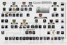 GIANT FRIDGE MAGNET - GAME OF THRONES - GUIDE OF HOUSES -