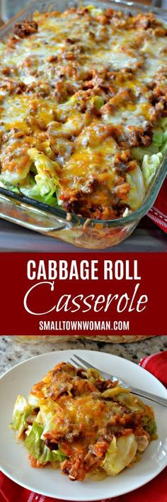 Deconstructed Cabbage Rolls Leave out rice to make KETO recipe Cabbage Recipes, Meat Recipes, Dinner Recipes, Cooking Recipes, Healthy Recipes, Cabbage Rolls Recipe, Kid Cooking, Kebabs, Beef Dishes
