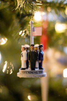Special Hallmark ornament!