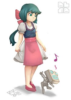 Hello guys~ I am making Constanze Amalie von Braunschbank Albrechtsberger wearing a Dirndl, I found out that she's from germany and decided to make this. And I also gonna make the others :D what should i make first ? Amanda or Jasminka???