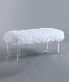 Take a look at this White Matteo Bench today!