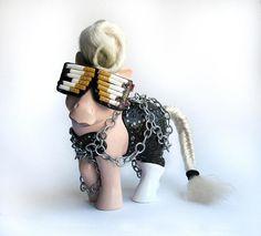 lady gaga pony
