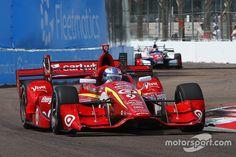 Scott Dixon, Chip Ganassi Racing Chevrolet, St. Petersburg Street Course
