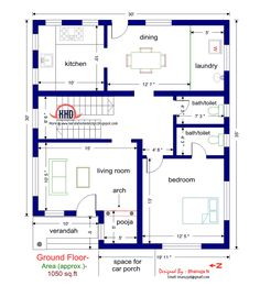 Small House Plans Under 1000 Sq Ft Kerala 1000 Sq Ft House Plans 3 Bedroom Kerala Style House Plan Small House Plans Under 1000 Sq Ft Kerala 1200sq Ft House Plans, 30x40 House Plans, 2bhk House Plan, Three Bedroom House Plan, House Layout Plans, Duplex House Plans, Bungalow Floor Plans, Cabin Plans, House Layouts