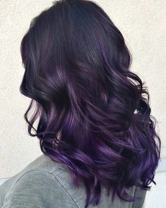 50 Gorgeous Short Purple Hair Color Ideas and Styles for 2021