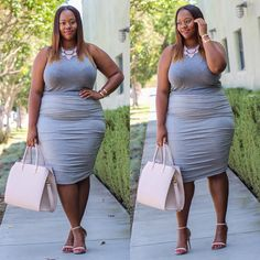 "Los Angeles Fashion Blogger  ""A curvy girl living in a trendy world""…"