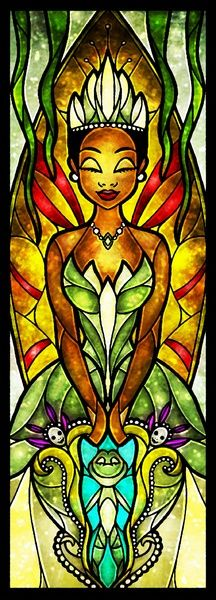 More beautiful stained glass!