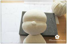 foto tutorial (german) Pflanzenfaerberin: Puppenkunst