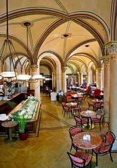 Café Central eine Wiener Institution