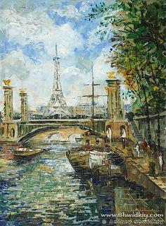 Andrey Shwidkid Eiffel_Tower,_Paris