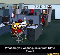 cas works at state farm supernatural - Google Search