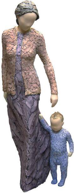 Cherished Grandmother, Family-Sculptures-Statues, 954MTWCGRAND - AllSculptures.com